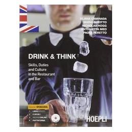 DRINK & THINK  SKILLS DUTIES CULT.RESTAU