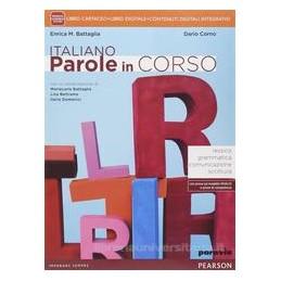 ITALIANO PAROLE IN CORSO +ITE +DIDASTORE