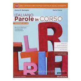 ITALIANO PAROLE IN CORSO +ITE +MYLAB