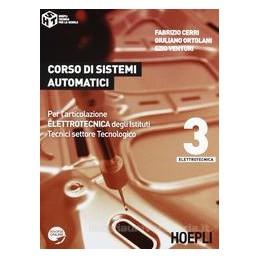 CORSO DI SISTEMI AUTOMATICI 3  ELETTROT.