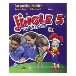 JINGLE 5 +WORKBOOK +CD