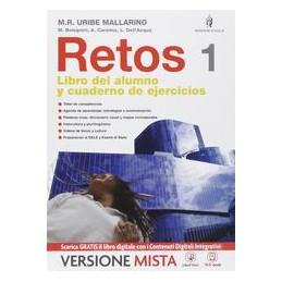 RETOS 1 +PALABRAS VIVAS 1