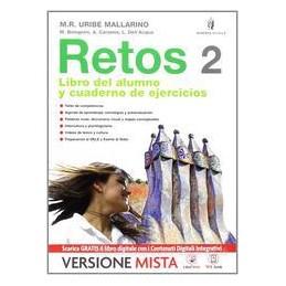 RETOS 2 +PALABRAS VIVAS 2