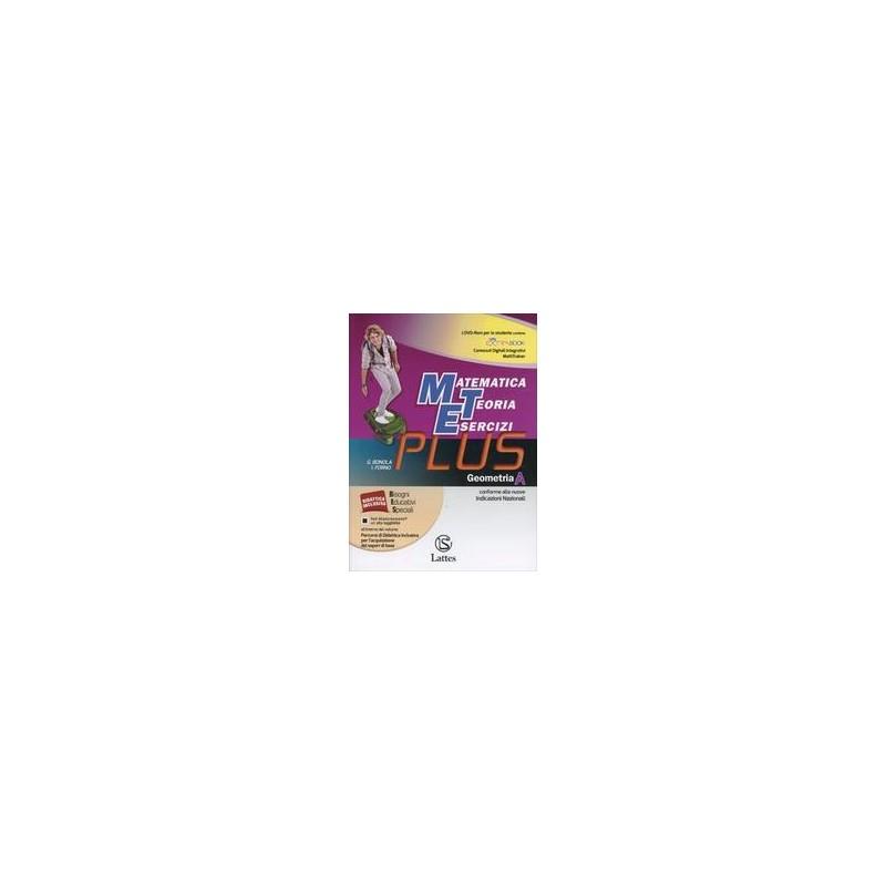 MET PLUS  GEOMETRIA A +DVD