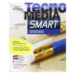TECNOMEDIA SMART (3 TOMI) +TAV.LAB.ONLIN