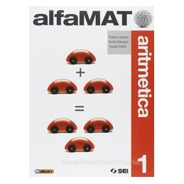 ALFAMAT  ARITMETICA 1 +QUAD.COM.+TAV.+EB