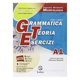 GRAMMATICA TEORIA ESERCIZI A1+A2+B+C (+D