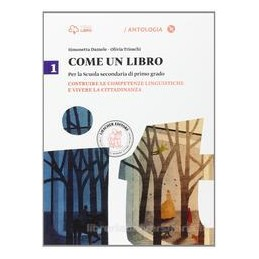 COME UN LIBRO 1 +QUAD. +MITO +CD ROM
