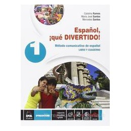 ESPANOL QUE DIVERTIDO! 1 +EBOOK