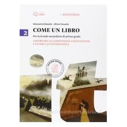 COME UN LIBRO 2 +LETTERATURA