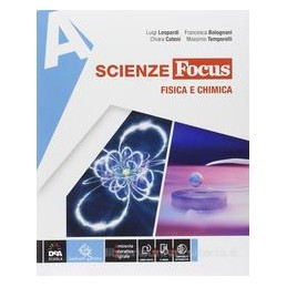 SCIENZE FOCUS (A+B+C+D) +EBOOK