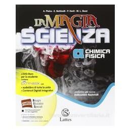 MAGIA DELLA SCIENZA (4 TOMI)+MI PR.+COMP