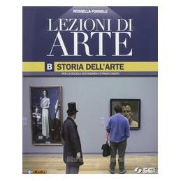 LEZIONI DI ARTE B  ST.ARTE IN 45 LEZ.+QU