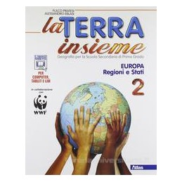 TERRA INSIEME 2 EUROPA +GEOLAB.
