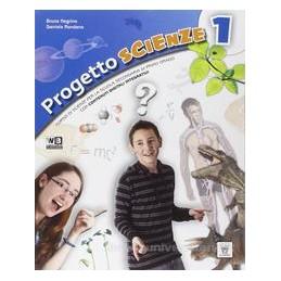 PROGETTO SCIENZE 1 +DVD