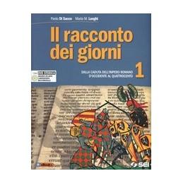 RACCONTO DEI GIORNI 1 +ATL.+CITT.+DVD+EB
