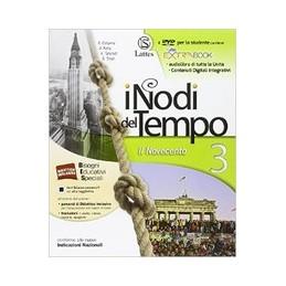 NODI DEL TEMPO 3 +MI PREPARO INTERR.+DVD