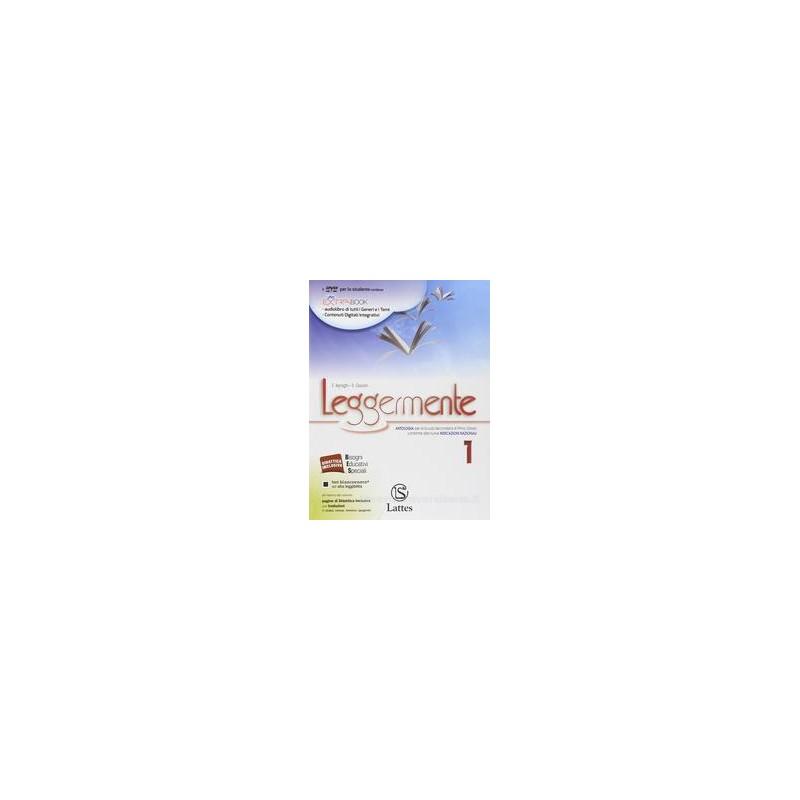 LEGGERMENTE 1 +MITO +COMPET.ONLINE +DVD