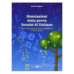 SIMULAZIONI DELLA PROVA INVALSI ITAL. X3