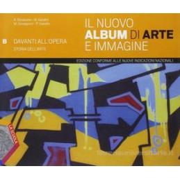 NUOVO ALBUM DI ARTE E IMMAGINE B +EBOOK