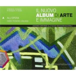 NUOVO ALBUM DI ARTE E IMMAGINE AB +EBOOK