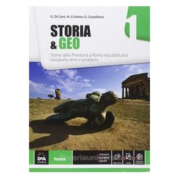 STORIA & GEO 1 +EBOOK
