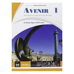 AVENIR 1  MOYEN AGE XVIII SIECLE +EBOOK
