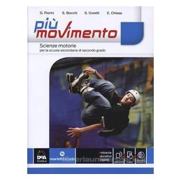 PIÙ MOVIMENTO +EBOOK