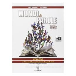 MONDI DI PAROLE (A+B) +SCRITTURA +DVD