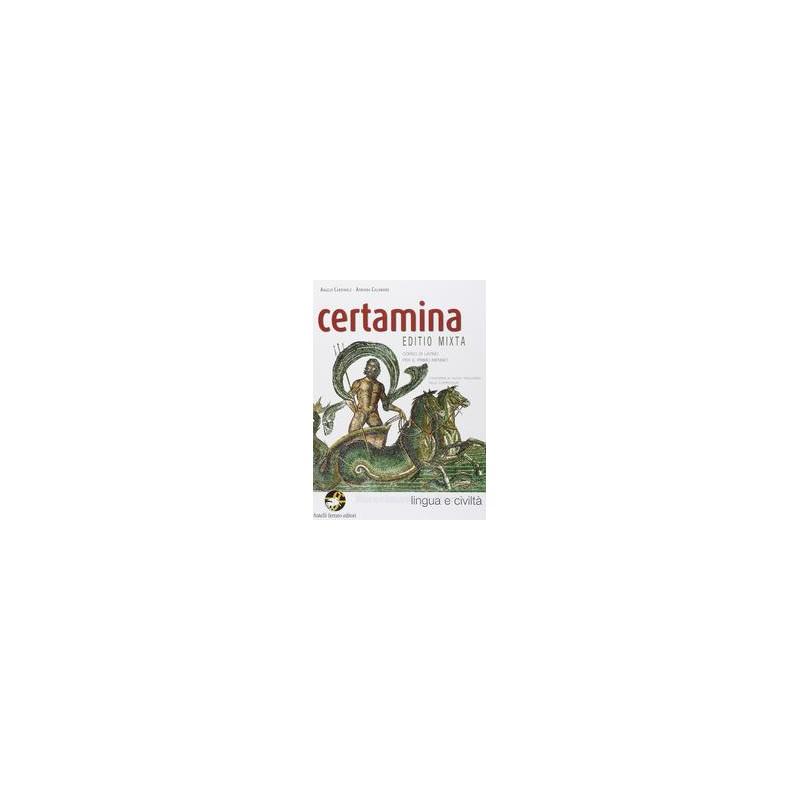 CERTAMINA EDITIO MIXTA  LINGUA E CIVILTÀ