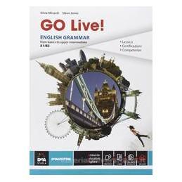 GO LIVE! ENGLISH GRAMMAR +EBOOK