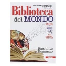 BIBLIOTECA DEL MONDO  RACCONTO+LEGGERE