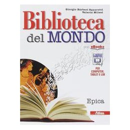 BIBLIOTECA DEL MONDO  EPICA