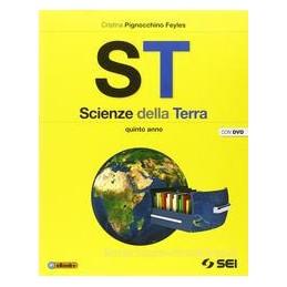 ST SCIENZE DELLA TERRA X 5  STRUTT.MODEL