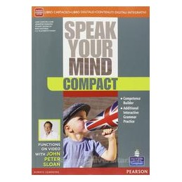 SPEAK YOUR MIND COMPACT +ITE +DIDASTORE