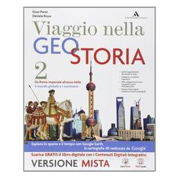VIAGGIO NELLA GEOSTORIA 2 X BN