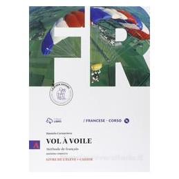VOL À VOILE A +CAHIER +2 CD