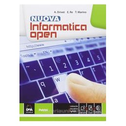 NUOVA INFORMATICA OPEN +EBOOK