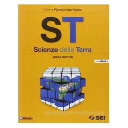 ST SCIENZE DELLA TERRA X BN +EBOOK