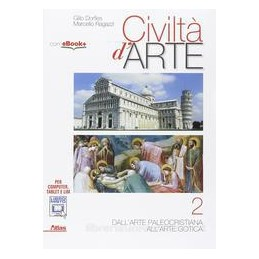 CIVILTÀ D`ARTE 2  ARTE PALEOCRIS. GOTICA