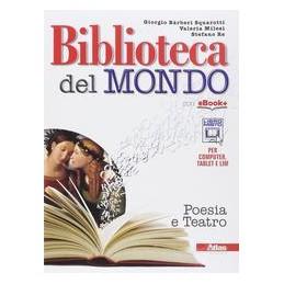 BIBLIOTECA DEL MONDO  POESIA E TEATRO