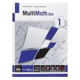 MULTIMATH BLU VOLUME 1 + EBOOK