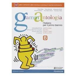 GRAMMANTOLOGIA B +QUAD.INVALSI +ITE+DIDA