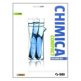CHIMICA COMPACT EDIZIONE BLU +DVD +EBOOK