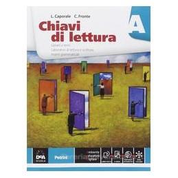 CHIAVI DI LETTURA (A+B) +EBOOK