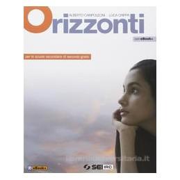 ORIZZONTI +EBOOK
