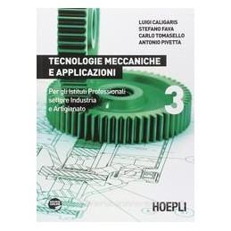 TECNOLOGIE MECCANICHE E APPLICAZIONI 3