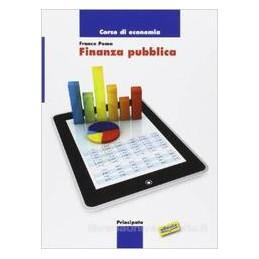 CORSO DI ECONOMIA  FINANZA PUBBLICA
