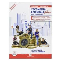ECONOMIA AZIENDALE PLUS X 5 IT ECON.
