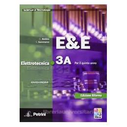 E&E ELETTROTECNICA ELETTRONICA 3A+3B+DVD